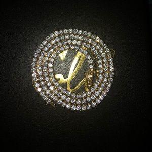 Other - 3mm Diamond Tennis Chain